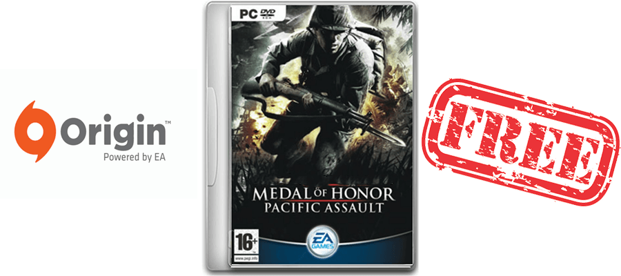 Medal of Honor,Pacific Assault,Free