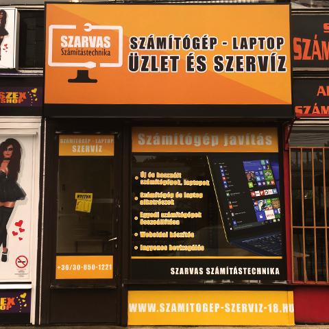Szarvas Számítástechnika Kft.